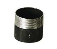 3″-Rohr + Nippel